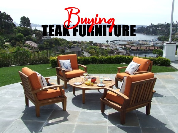 Buying Online Teak Outdoor Furniture Bali Republic
