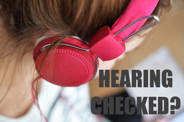 Hearing Checked