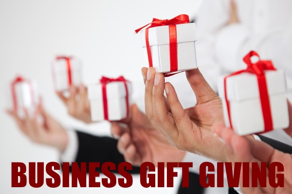 Successful Business Gift Giving: 5 Ways To Do it Correct