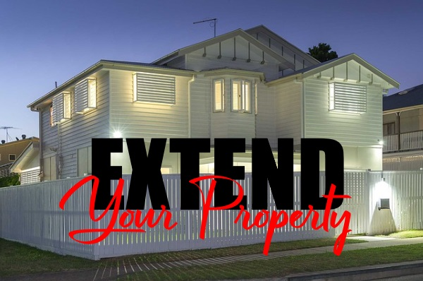 Ways To Extend Your Property