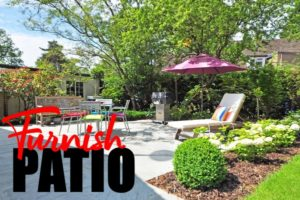 Furnishing Your Patio The Easy Way