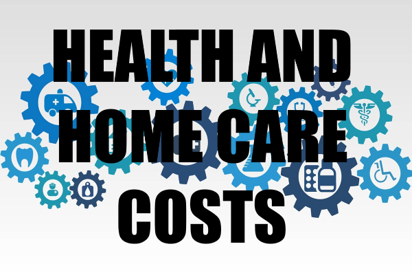 State Health And Home Care Costs