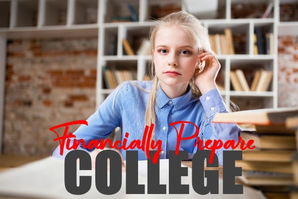 Financially Prepare Before Your Kid Goes To College