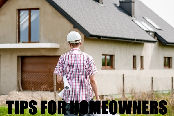 Tips for Homeowners