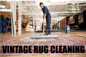 Clean Your Vintage Rug