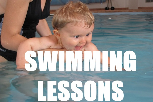 Private Swimming Lessons for Babies