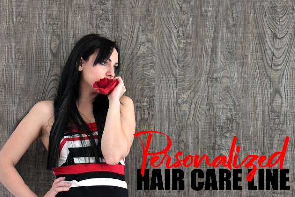 Personalized Hair Care Line
