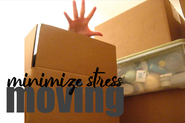 Minimize the Stress of Moving