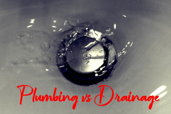 Differences Between Plumbing & Drainage