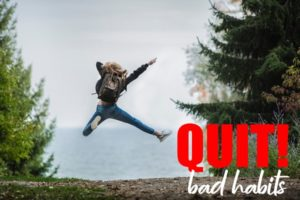 Quitting Bad Habits