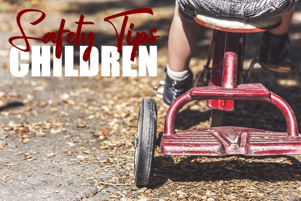 Safety Tips for Children
