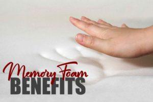 Benefits Of Memory Foam Mattresses
