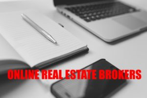 Online Real Estate Brokers