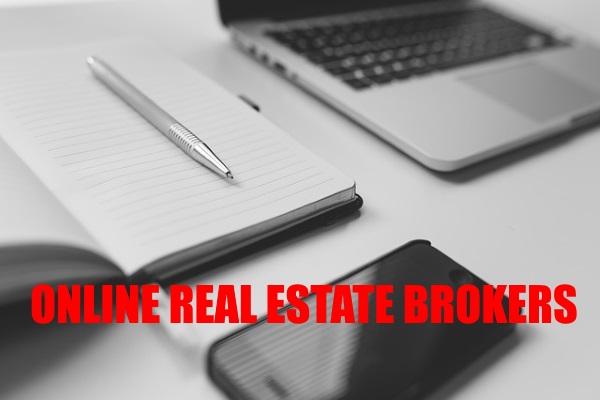 Online Real Estate Brokers