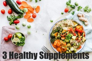 3 Health Supplements To Start Adding To Your Meals