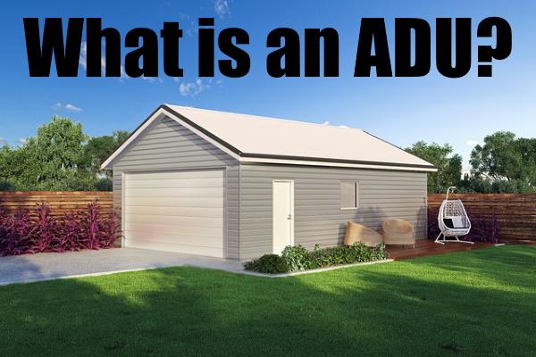 Building An ADU