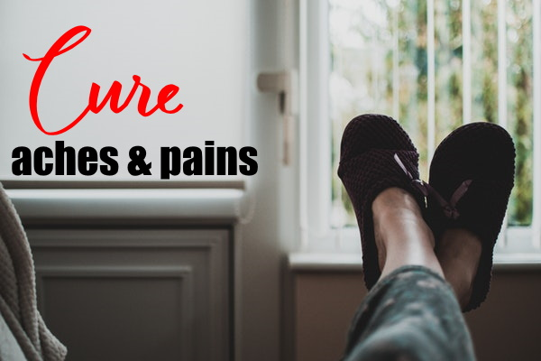 Aches & Pains Without Medication