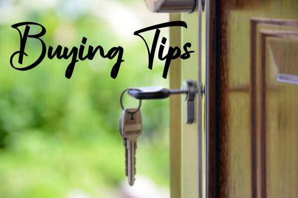 Tips On Buying A House