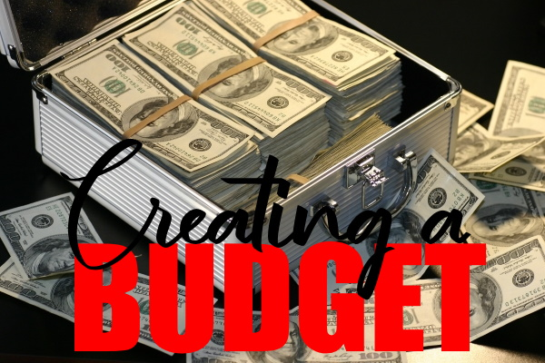 Create Your Budget in Business