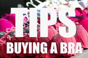 Buying a Longline Bra