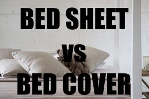 Bed Sheet and Bed Cover