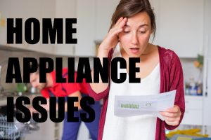 Common Home Appliance Repair Issues