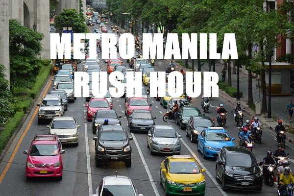Metro Manila Rush Hour