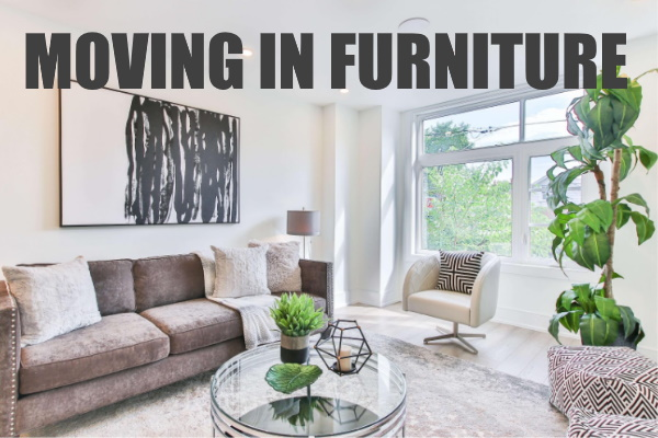 Moving In Furniture