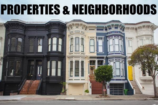 Properties and Neighborhoods