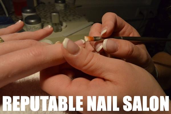 Reputable Nail Salon