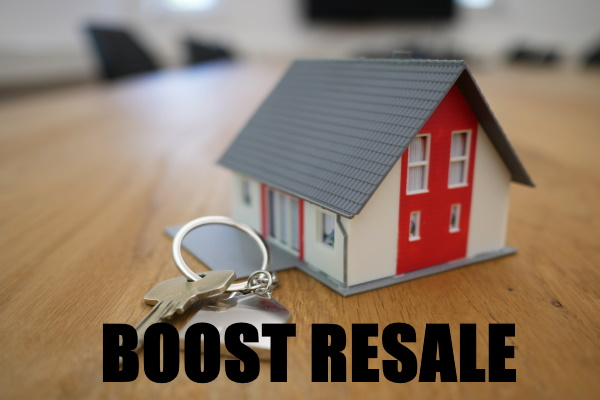 Boost the Resale Value