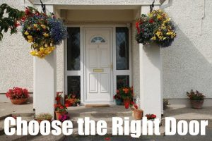 Choose a Front Door