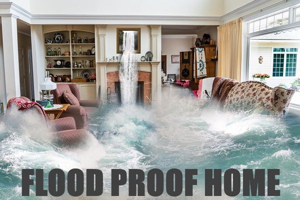 Build a Flood-Proof House
