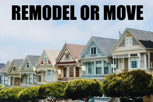 Move House Or Remodel