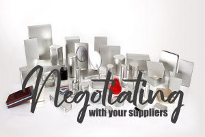 Negotiating with Your Suppliers
