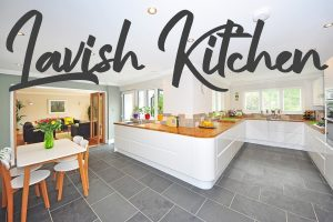 Lavish Kitchen