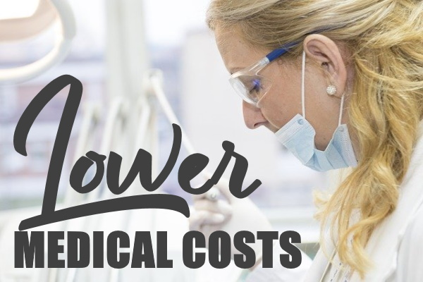 lower medical costs