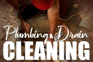 PLUMBING & DRAIN CLEANING