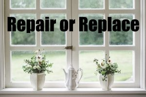 Repair Or Replace Your Vinyl Windows