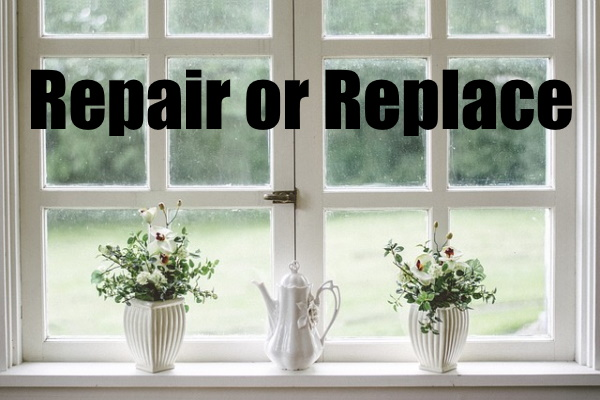 Repair Or Replace Your Vinyl Windows