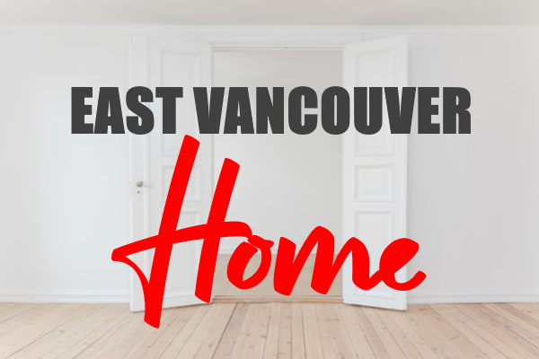 East Vancouver Home