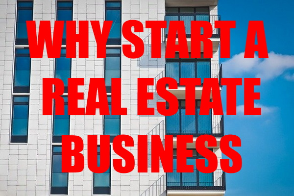 Start A Real Estate Investment Business