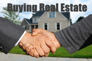 Buying Real Estate