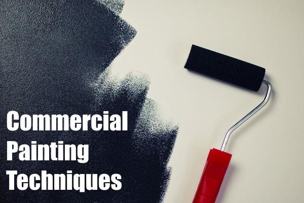 Commercial Painting Techniques