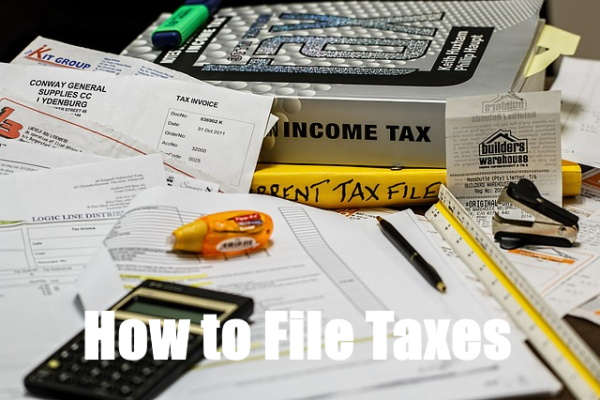 How to File Tax Returns