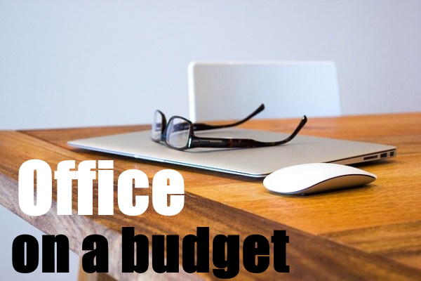 Home Office In Budget