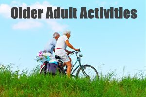 Activities to Do With an Older Adult