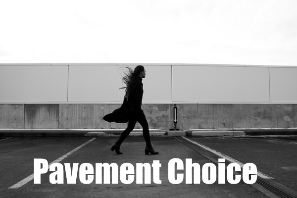 Preferred Pavement Choice