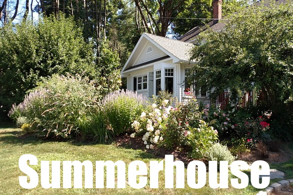 Summerhouse for Your Garden
