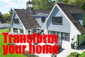 Transform Your Home Right Now